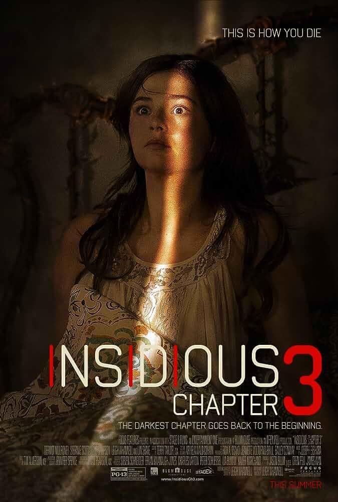 Insidious: Chapter 3 | 2015 | English | 1080p | 720p | BluRay