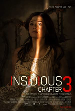 Where to stream Insidious: Chapter 3