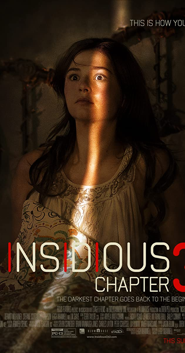 Insidious: The Last Key (English) 2 full movie in hindi dubbed 1080p torrent