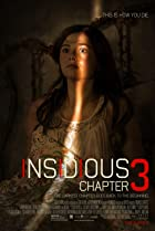 Insidious: Chapter 3 (2015) Poster