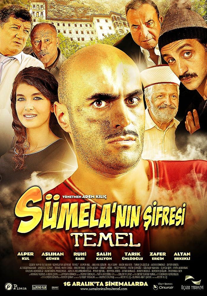 21. Sümela'nin Sifresi: Temel (2011)İzlenmesi Gereken En İyi Türk Filmleri