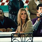 Sandra Bullock, Anthony Mackie, and Reynaldo Pacheco in Our Brand Is Crisis (2015)