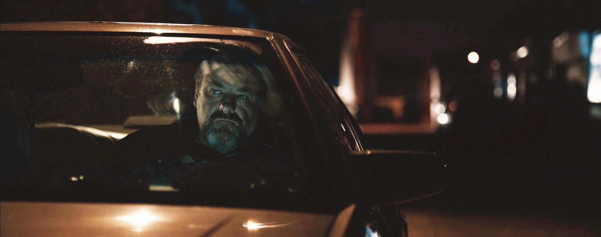 James Gandolfini in The Drop (2014)