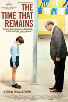 The Time That Remains film Poster