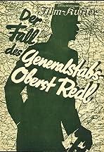 Der Fall des Generalstabs-Oberst Redl