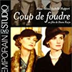 Isabelle Huppert and Miou-Miou in Coup de foudre (1983)