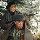 Lea Thompson and Powers Boothe in Red Dawn (1984)
