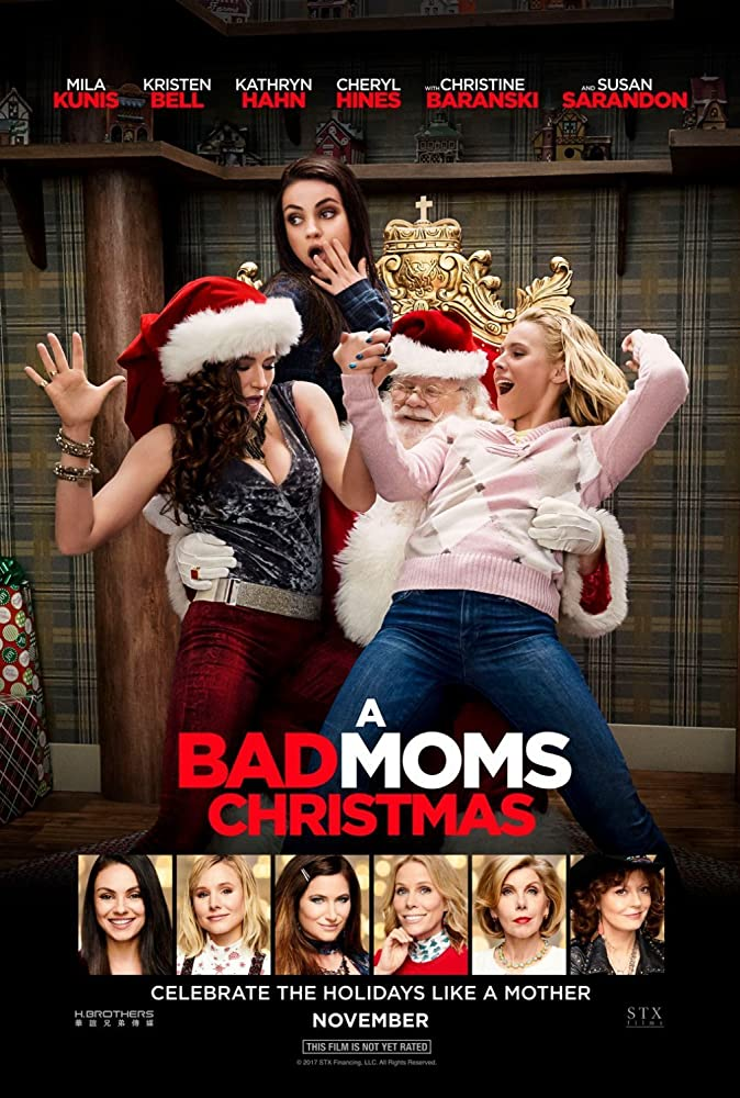 Kristen Bell in A Bad Moms Christmas (2017)