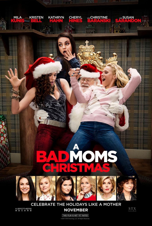 A Bad Moms Christmas (2017) BluRay 720p & 1080p