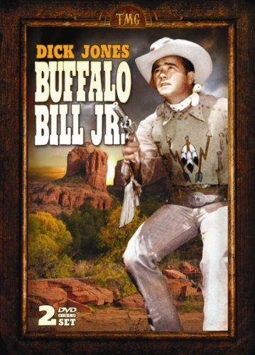 Dickie Jones in Buffalo Bill, Jr. (1955)
