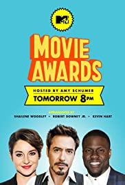 2015 MTV Movie Awards Poster
