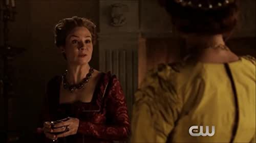 Season 3 trailer for Reign on the CW.