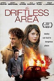 Zooey Deschanel, John Hawkes, and Anton Yelchin in The Driftless Area (2015)