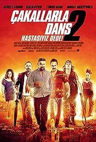 Sevket Çoruh, Murat Akkoyunlu, Ilker Ayrik, Doga Rutkay, Didem Balçin, and Timur Acar in Çakallarla Dans 2: Hastasiyiz Dede (2012)