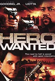 Cuba Gooding Jr. and Ray Liotta in Hero Wanted (2008)