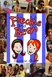 Freckle and Bean Poster