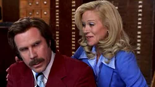 Trailer for Anchorman: The Legend of Ron Burgundy