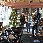 Jason Bateman, Joel Edgerton, and Rebecca Hall in The Gift (2015)