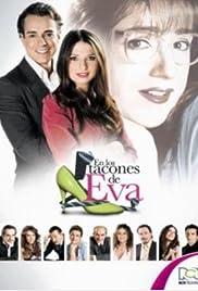 En los tacones de Eva Poster