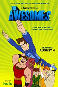 MP4 movie downloads for mobile The Awesomes [2048x2048]
