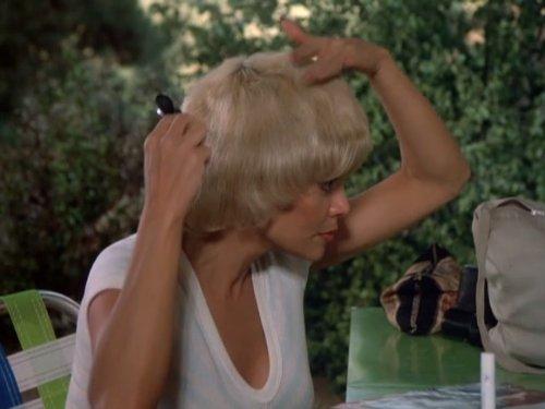 Louisa Moritz in The Incredible Hulk (1977)