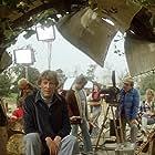 Peter O'Toole, A.J. Bakunas, Philip Bruns, John Garwood, Sharon Farrell, Jim Hess, and Adam Roarke in The Stunt Man (1980)