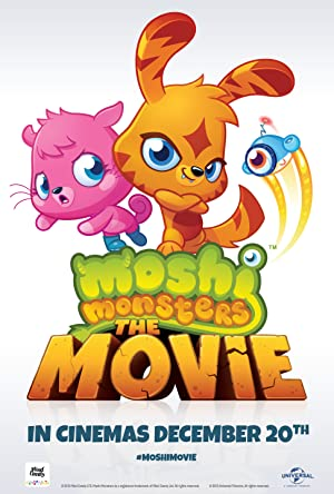 Where to stream Moshi Monsters: The Movie
