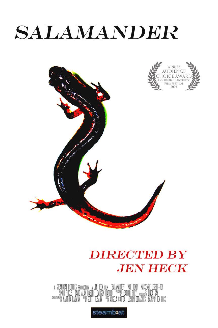 The series The Salamanders Trail. Actors of the film The Salamanders Trail