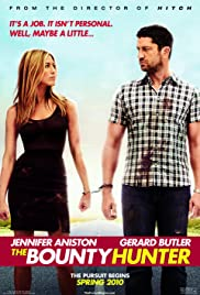 The Bounty Hunter (2010) Poster - Movie Forum, Cast, Reviews