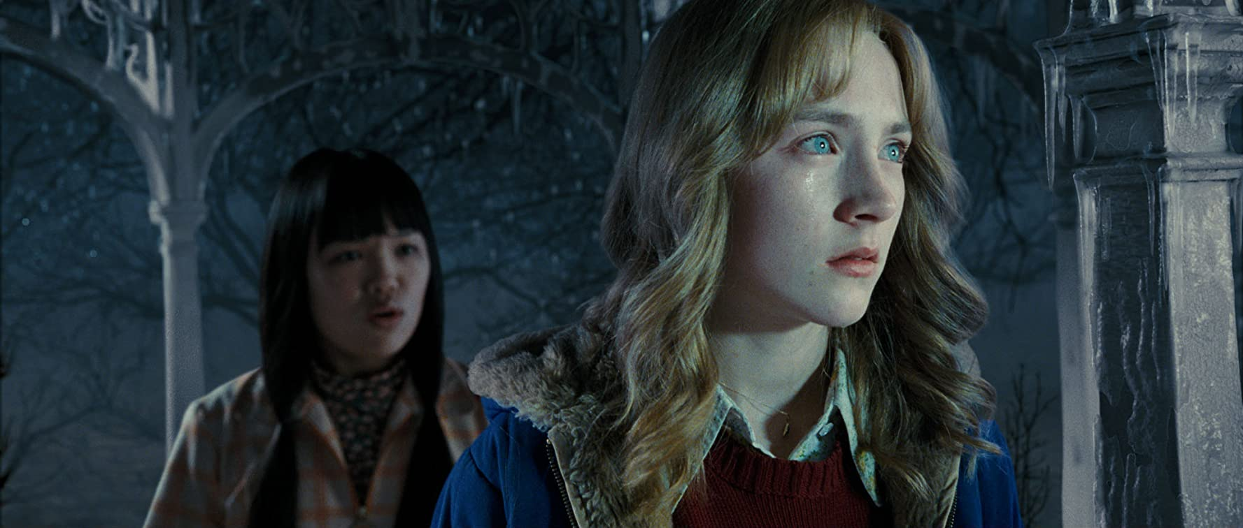 Saoirse Ronan and Nikki SooHoo in The Lovely Bones (2009)