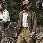 Matthew McConaughey and Mahershala Ali in Free State of Jones (2016)