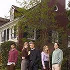 Aidan Quinn, Susanna Thompson, and Ivan Shaw in The Book of Daniel (2006)