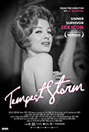 Tempest Storm Poster