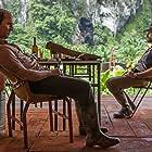 Matthew McConaughey and Edgar Ramírez in Gold (2016)