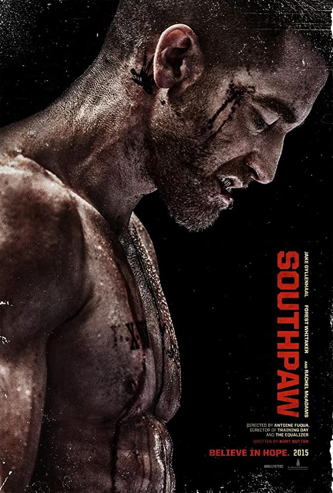 Poster film Southpaw.