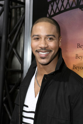 Brian White at an event for Stomp the Yard (2007)