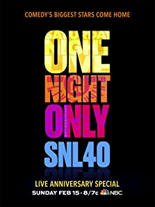 Saturday Night Live: 40th Anniversary Special (2015 TV Special)