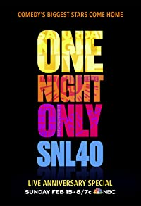 Primary photo for Saturday Night Live: 40th Anniversary Special