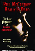 Primary image for Paul McCartney Really Is Dead: The Last Testament of George Harrison
