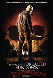 The Town That Dreaded Sundown 720p Full  izle