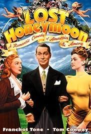 Lost Honeymoon Poster