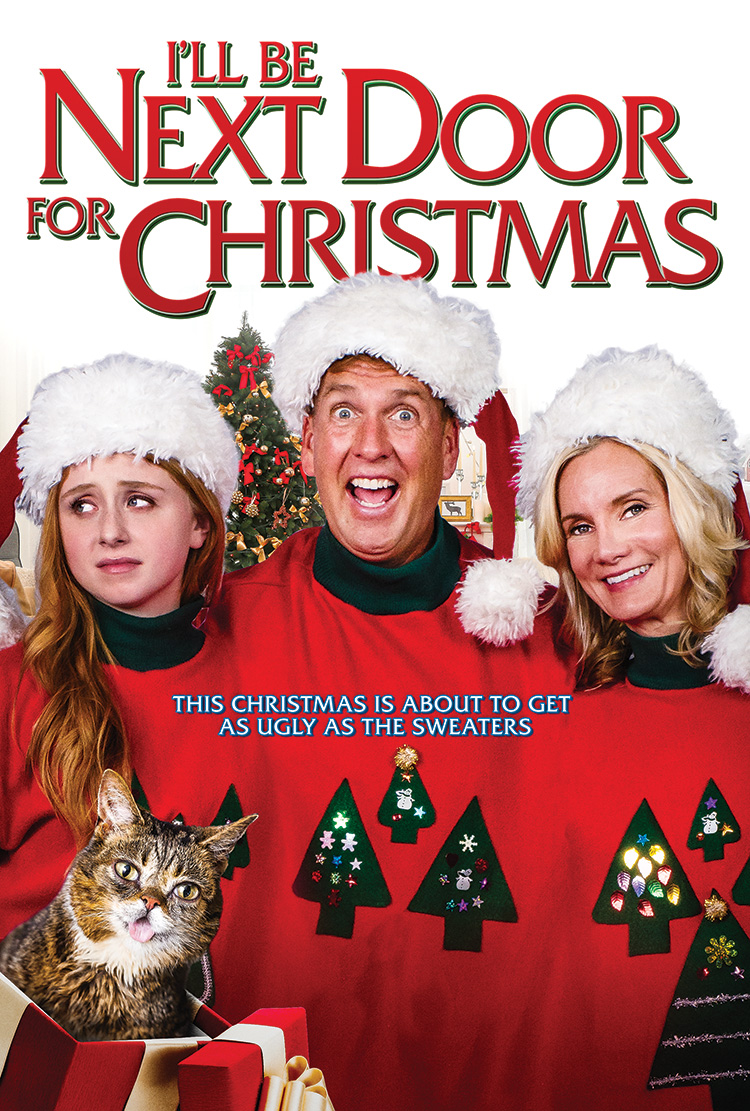 Ill Be Next Door For Christmas 2020 I'll Be Next Door for Christmas (2018)   IMDb