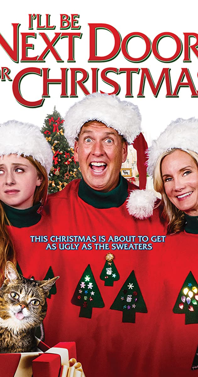 Subtitle of I'll Be Next Door for Christmas