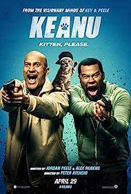 Keegan-Michael Key and Jordan Peele in Keanu (2016)