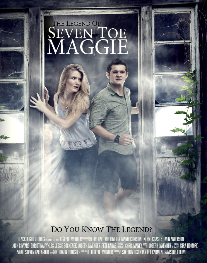 The Legend of Seven Toe Maggie (2015)