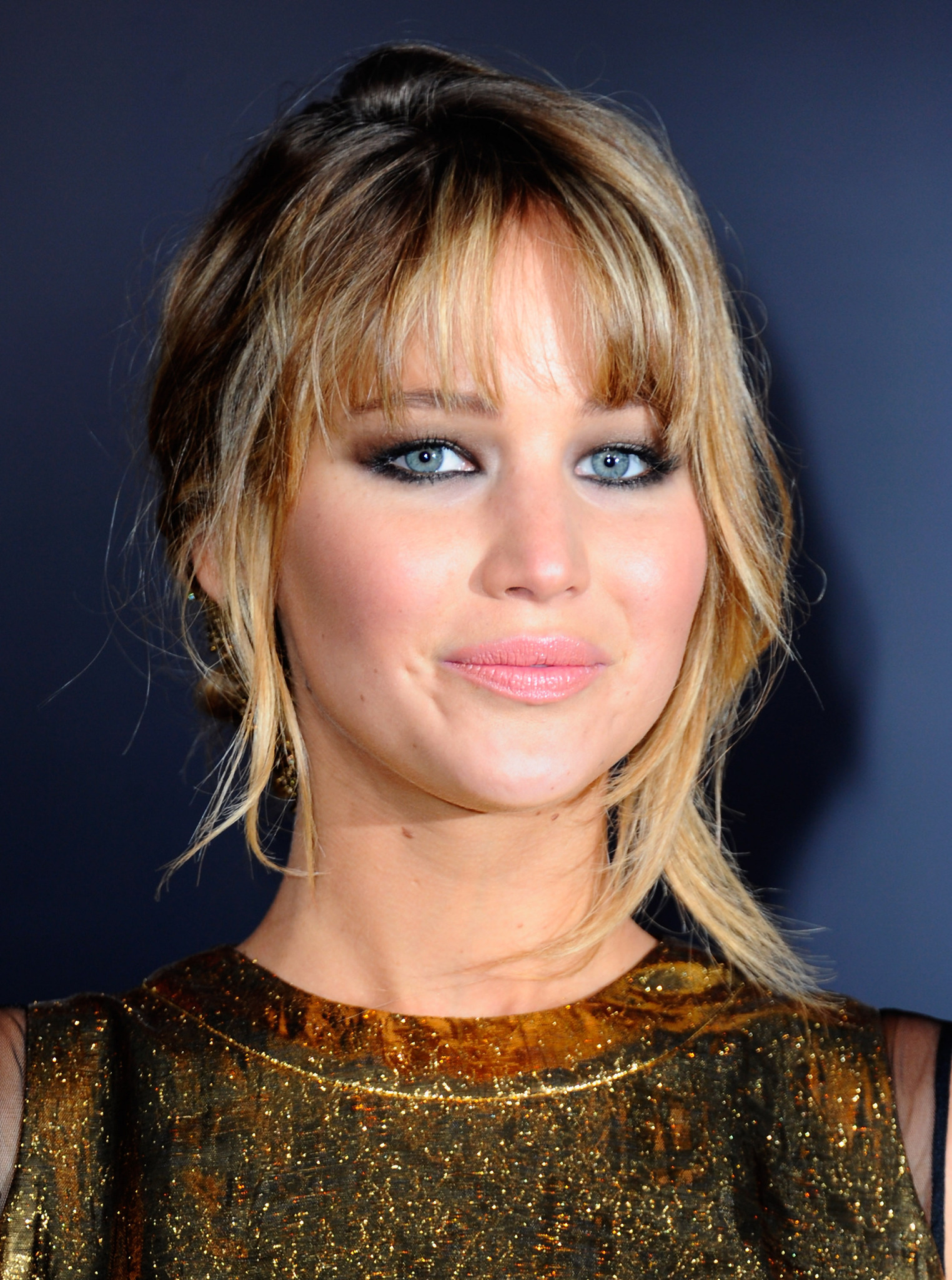 Jennifer Lawrence at an event for The Hunger Games (2012)