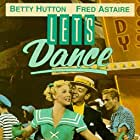 Fred Astaire and Betty Hutton in Let's Dance (1950)