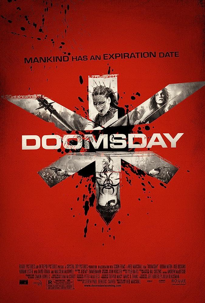 Doomsday (2008) Hindi Dubbed