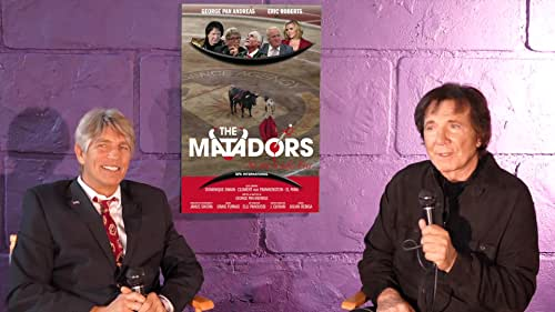 Eric Roberts and George Pan Andreas Interview