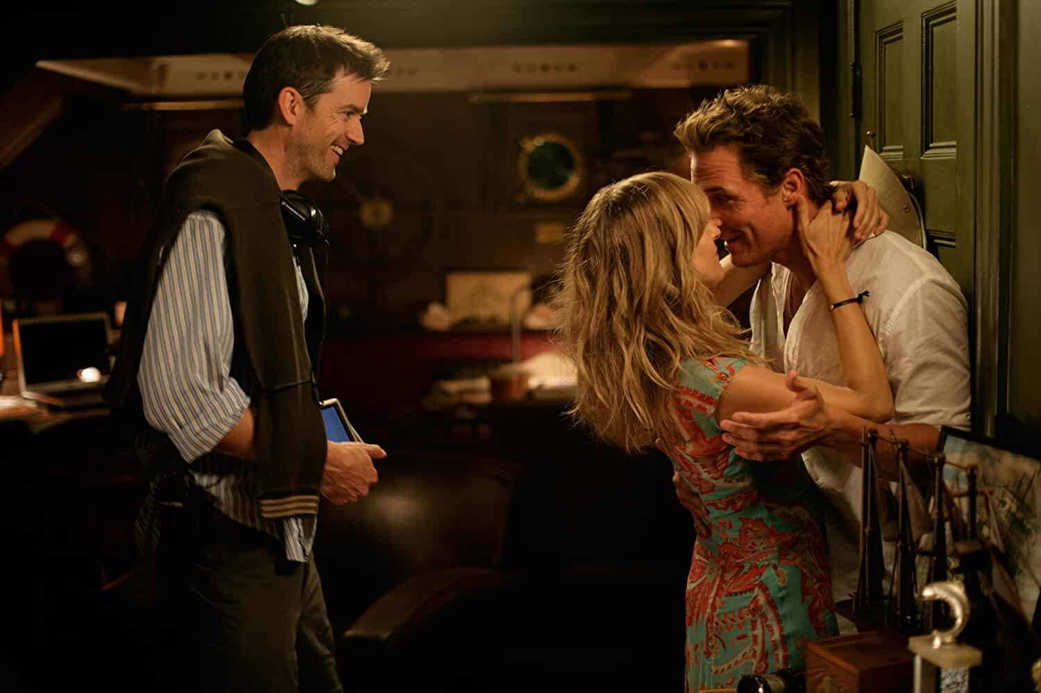 Matthew McConaughey, Sarah Jessica Parker, and Tom Dey in Failure to Launch (2006)